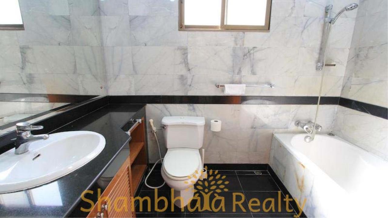 Shambhala Realty Agency's House for Rent at Sukhumvit 31 Condominium for Rent in Sukhumvit 31 6