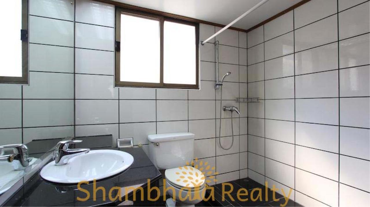 Shambhala Realty Agency's House for Rent at Sukhumvit 31 Condominium for Rent in Sukhumvit 31 3