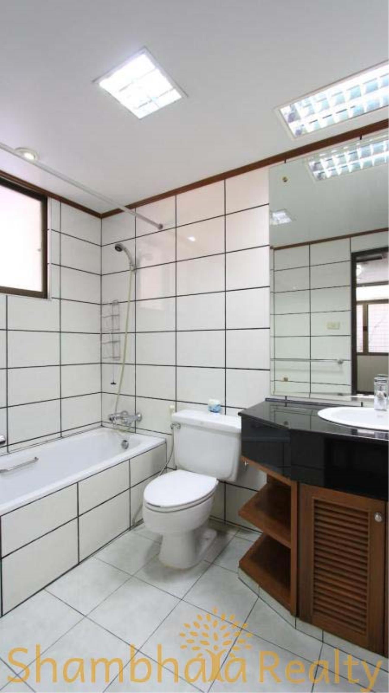 Shambhala Realty Agency's House for Rent at Sukhumvit 31 Condominium for Rent in Sukhumvit 31 7