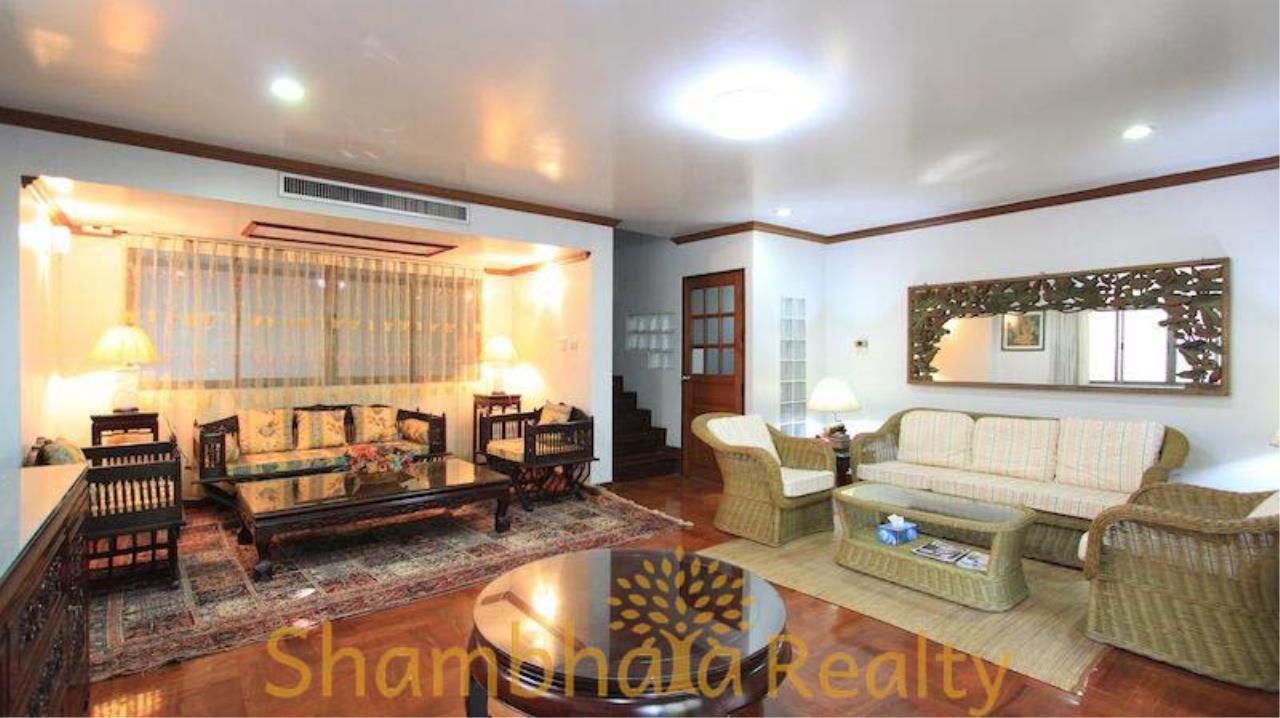 Shambhala Realty Agency's House for Rent at Sukhumvit 31 Condominium for Rent in Sukhumvit 31 11