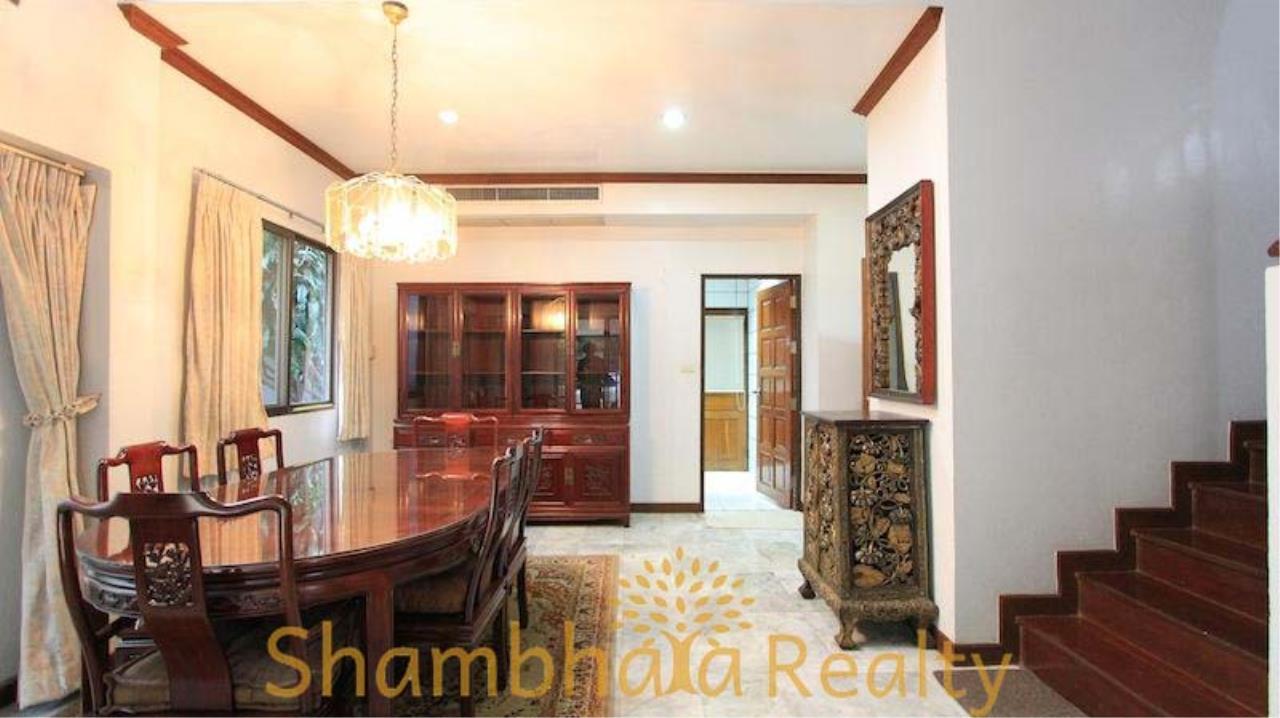 Shambhala Realty Agency's House for Rent at Sukhumvit 31 Condominium for Rent in Sukhumvit 31 13