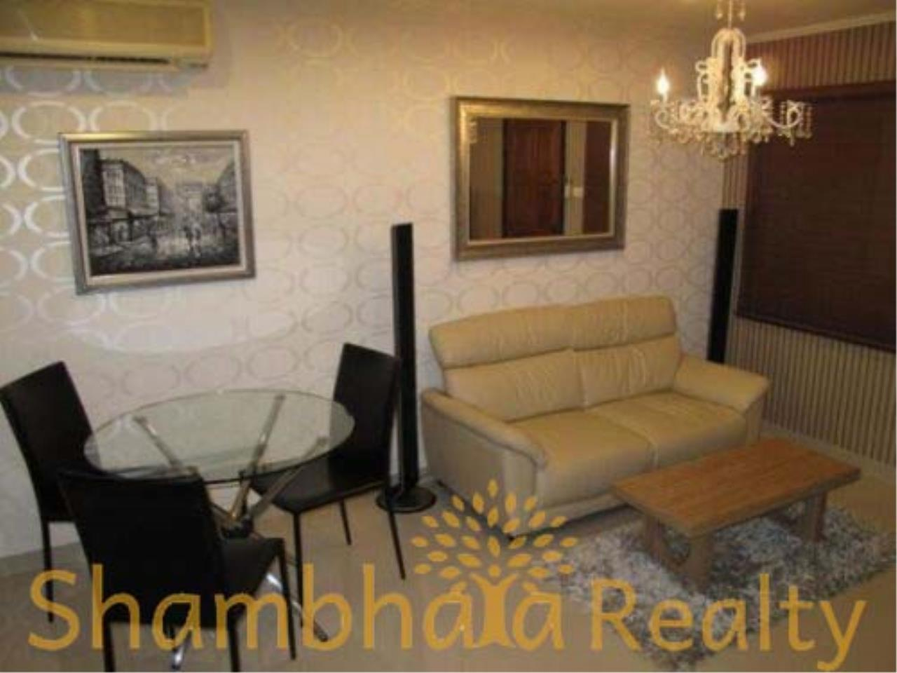 Shambhala Realty Agency's Regent on the Park 1 Condominium for Sale/Rent in Sukhumvit 26 1