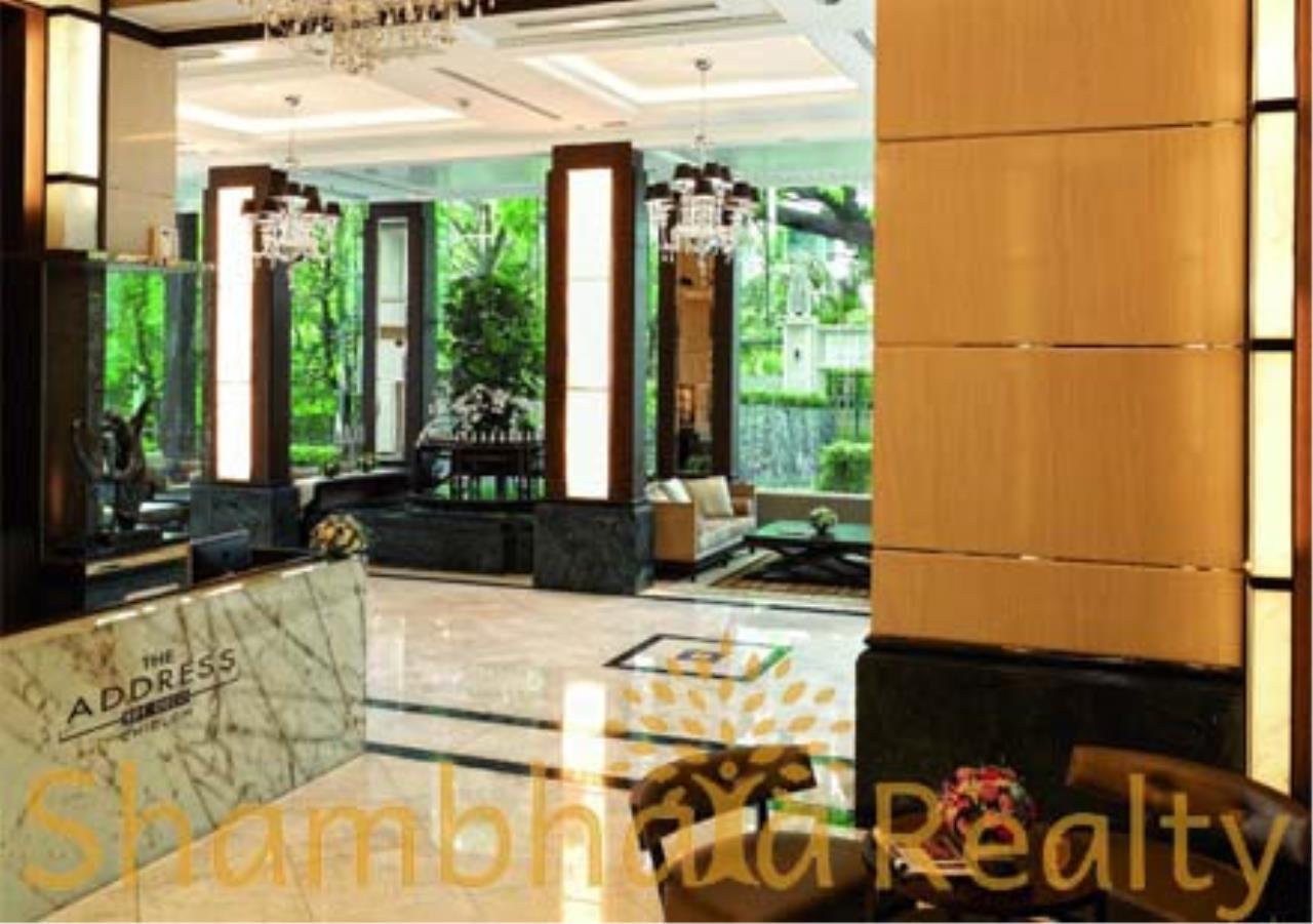Shambhala Realty Agency's The Address Chidlom Condominium for Rent in Chidlom 2