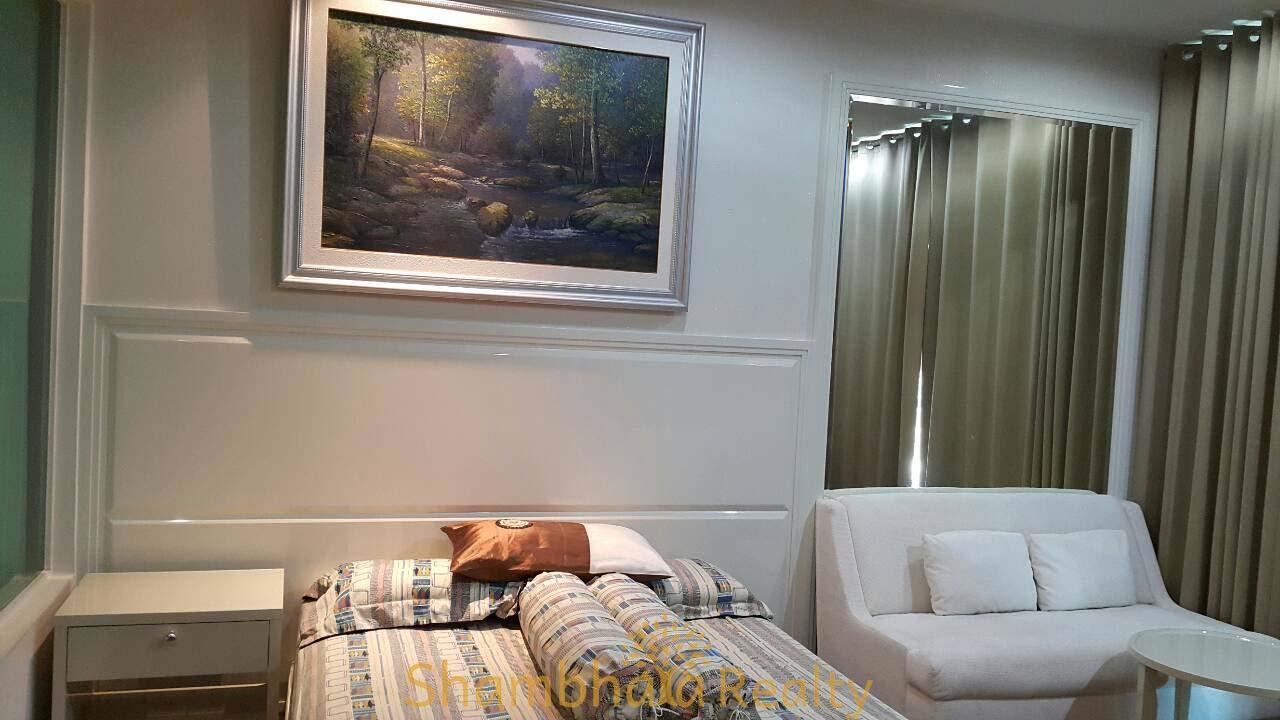 Shambhala Realty Agency's The Address Chidlom Condominium for Rent in Chidlom 13