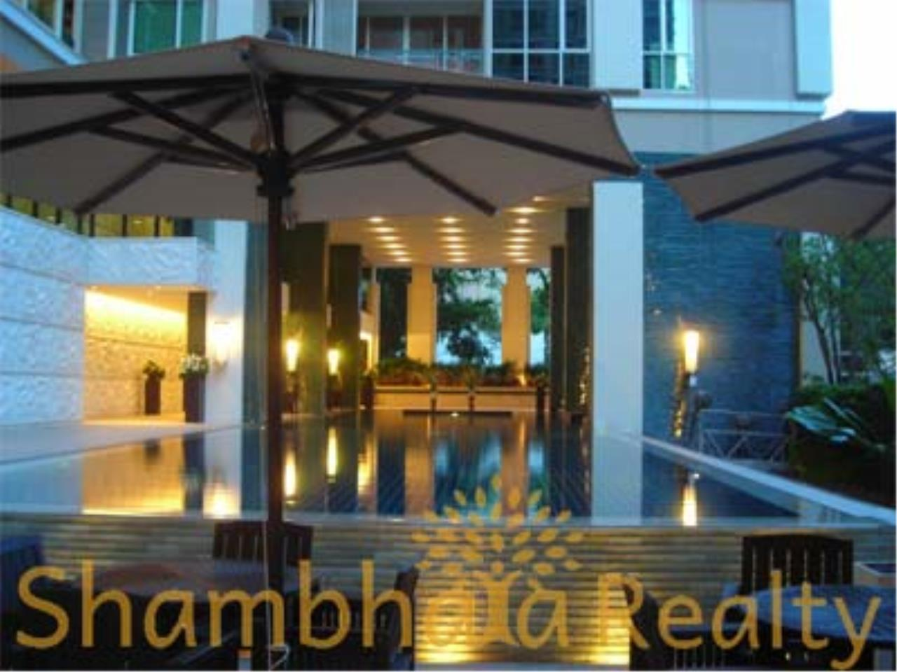 Shambhala Realty Agency's The Address Chidlom Condominium for Rent in Chidlom 1