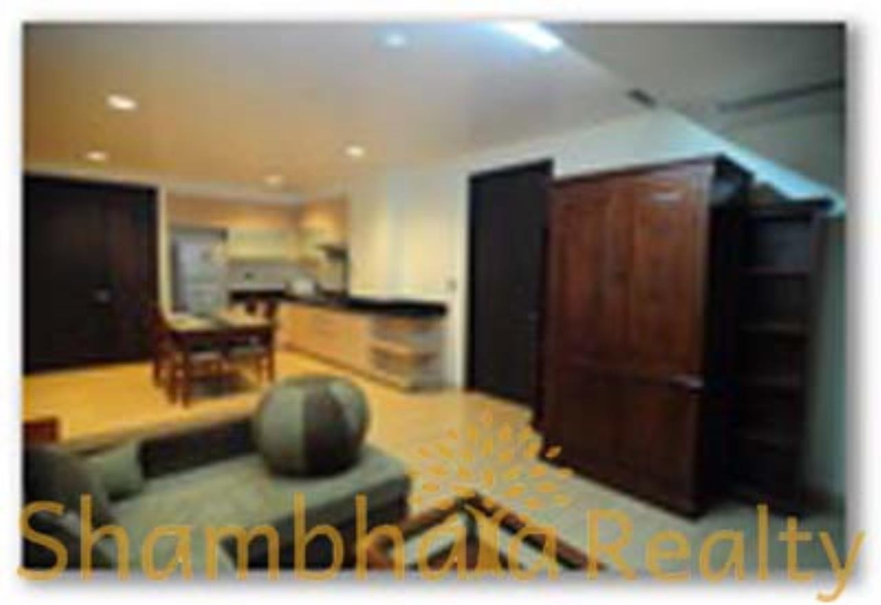 Shambhala Realty Agency's The Pentacles Condominium for Rent in Sukhumvit 55 2