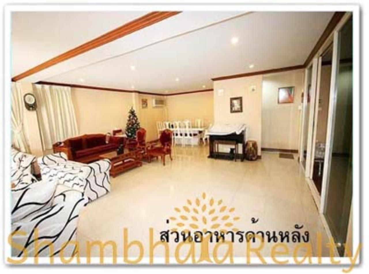 Shambhala Realty Agency's House for Rent: Boo Baan Ari Condominium for Rent in Sukhumvit 26 4