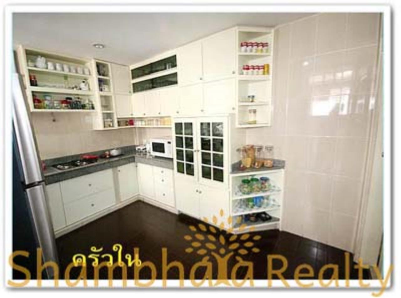 Shambhala Realty Agency's House for Rent: Boo Baan Ari Condominium for Rent in Sukhumvit 26 1