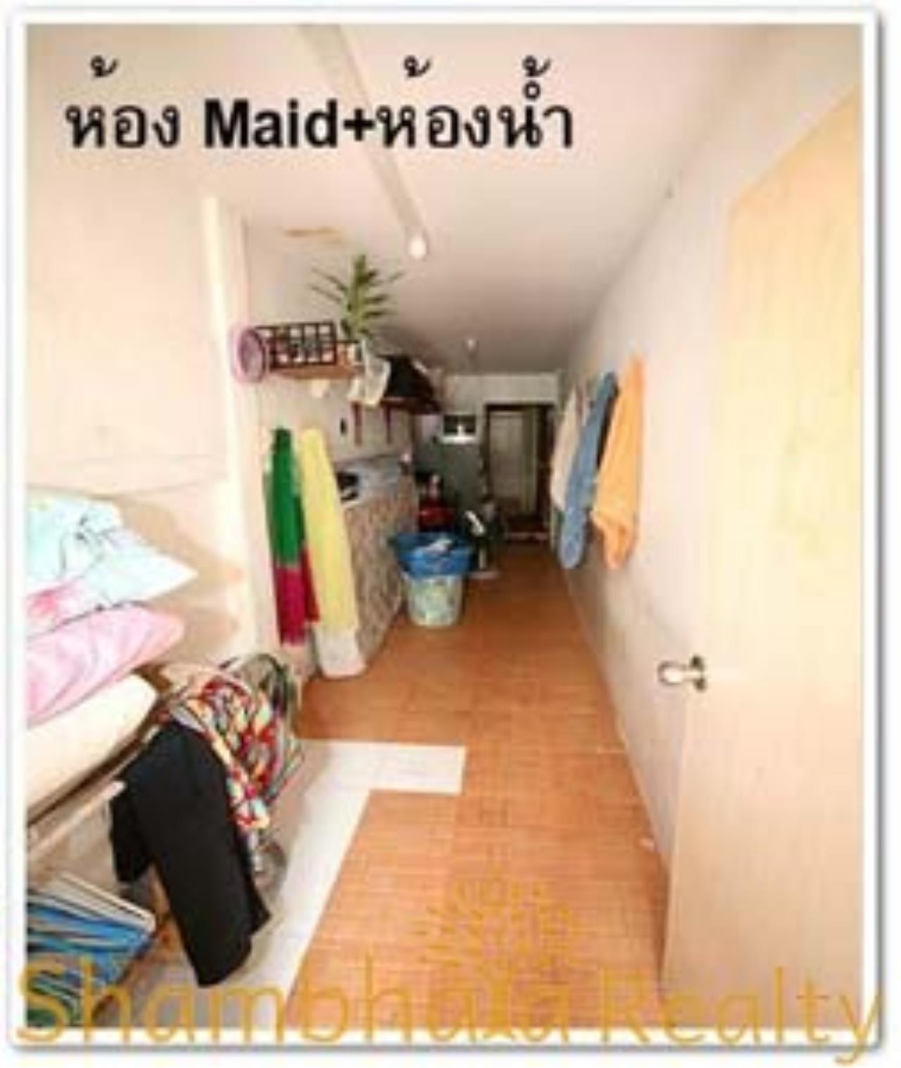 Shambhala Realty Agency's House for Rent: Boo Baan Ari Condominium for Rent in Sukhumvit 26 6