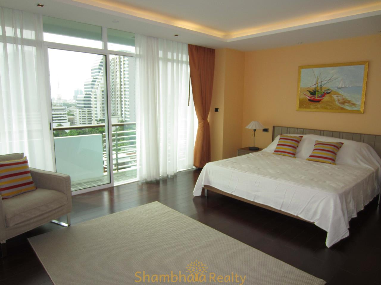 Shambhala Realty Agency's Le Monaco Residence Ari Condominium for Rent in 35 Soi Phahonyothin 11 1