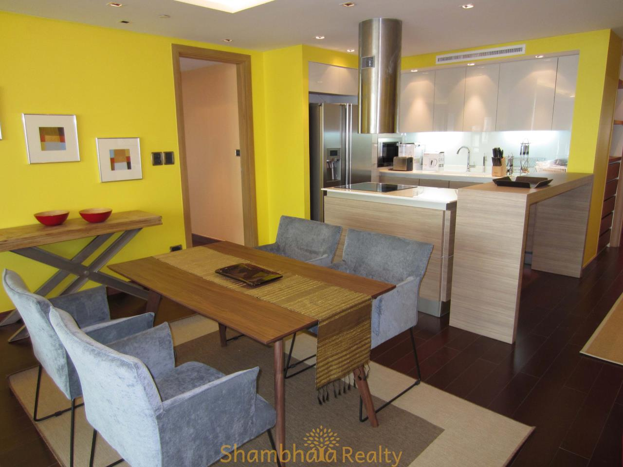 Shambhala Realty Agency's Le Monaco Residence Ari Condominium for Rent in 35 Soi Phahonyothin 11 5