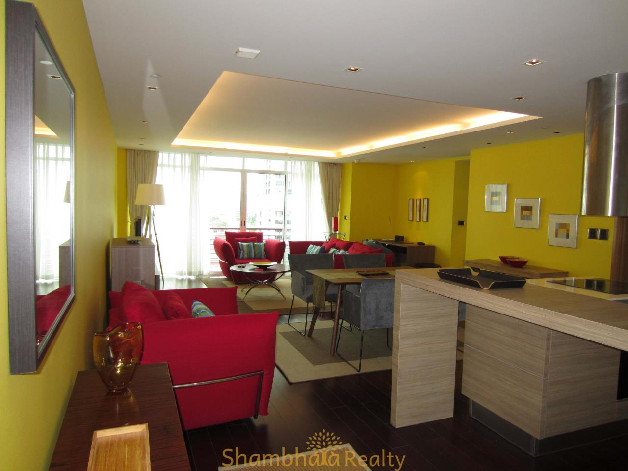Shambhala Realty Agency's Le Monaco Residence Ari Condominium for Rent in 35 Soi Phahonyothin 11 4
