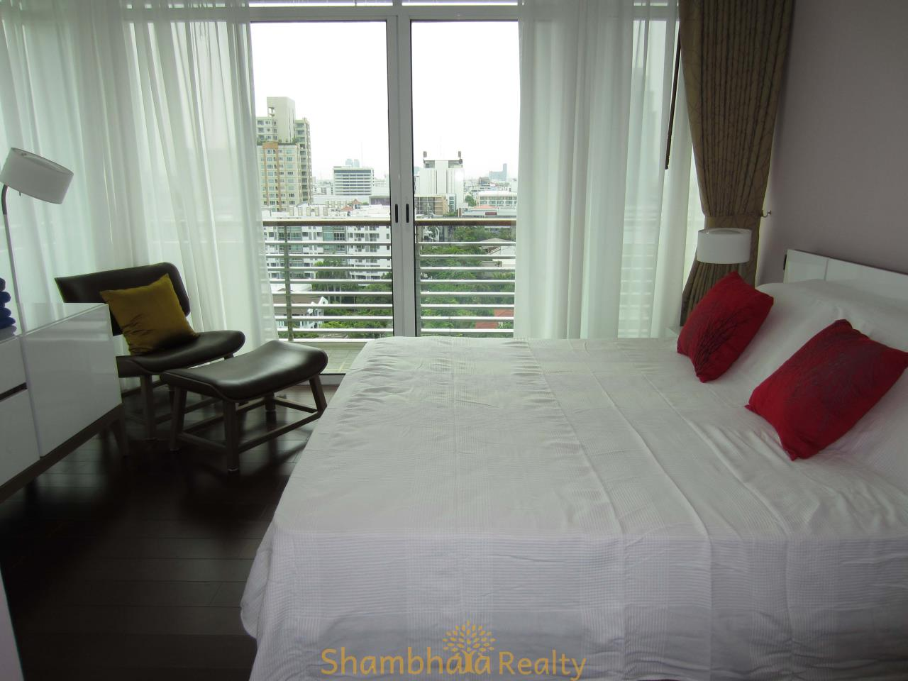 Shambhala Realty Agency's Le Monaco Residence Ari Condominium for Rent in 35 Soi Phahonyothin 11 6