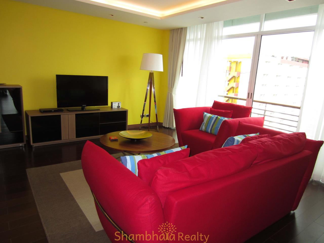 Shambhala Realty Agency's Le Monaco Residence Ari Condominium for Rent in 35 Soi Phahonyothin 11 3