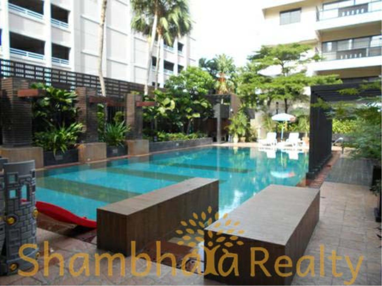 Shambhala Realty Agency's Apartment For Rent Condominium for Rent in Sukhuvmit 24 2