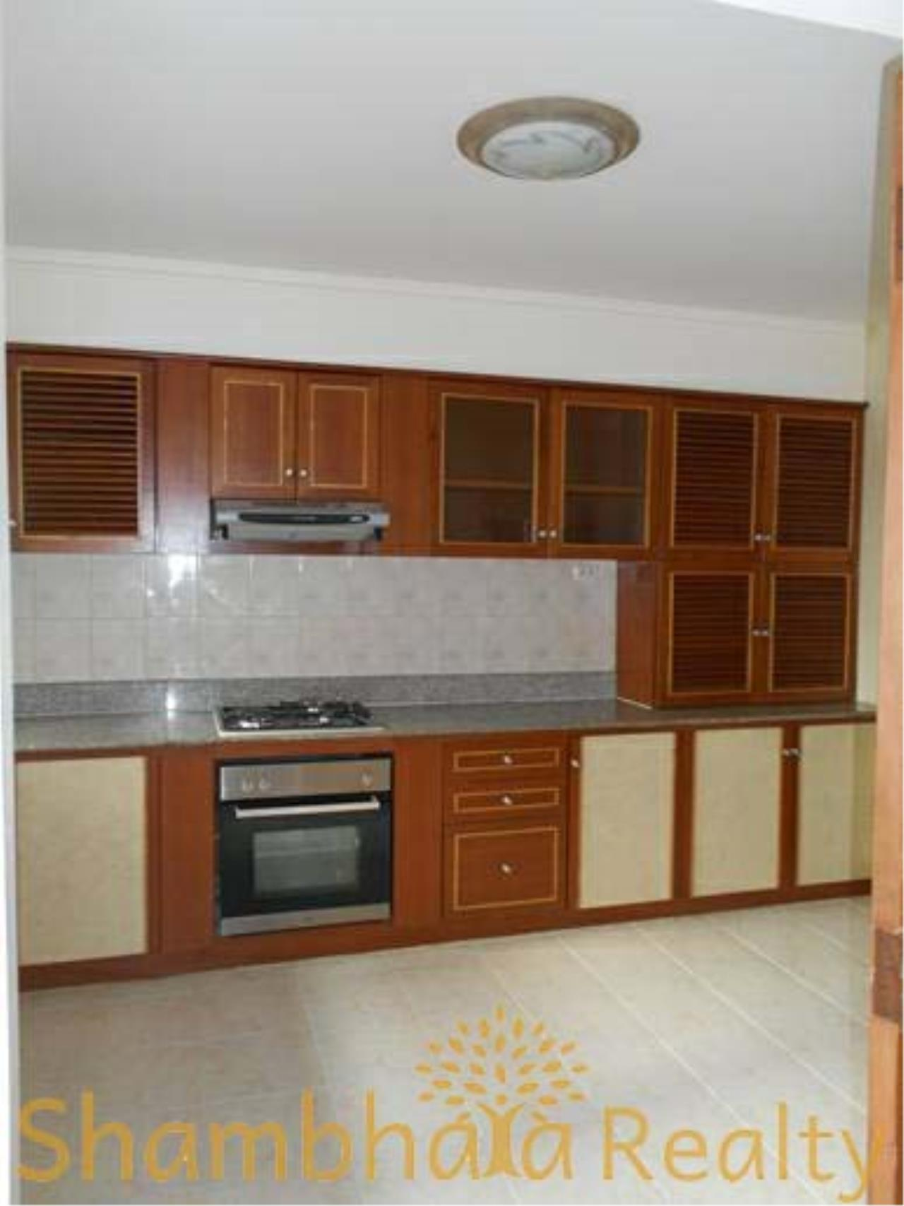 Shambhala Realty Agency's Apartment For Rent Condominium for Rent in Sukhuvmit 24 8