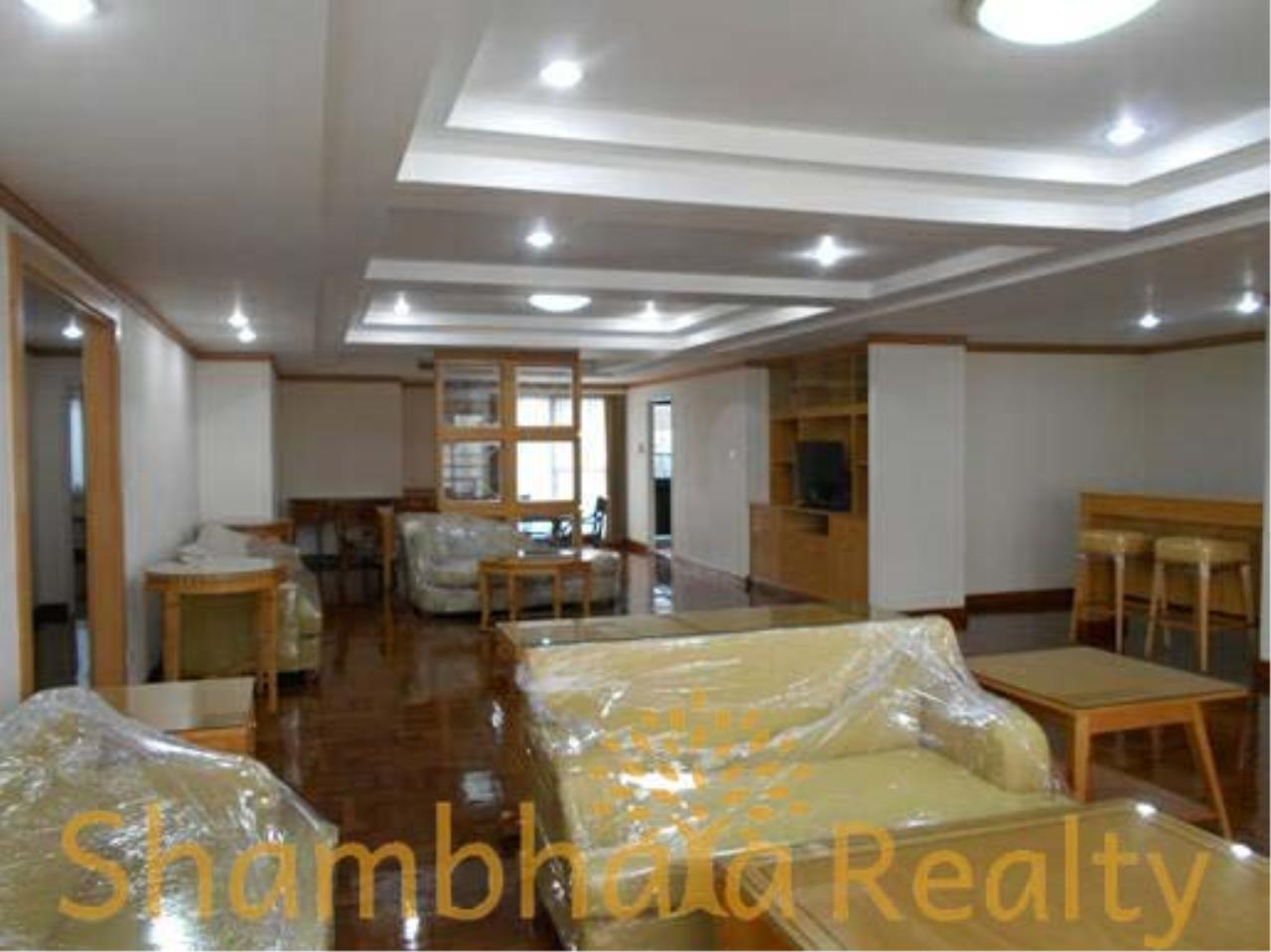 Shambhala Realty Agency's Apartment For Rent Condominium for Rent in Sukhuvmit 24 14