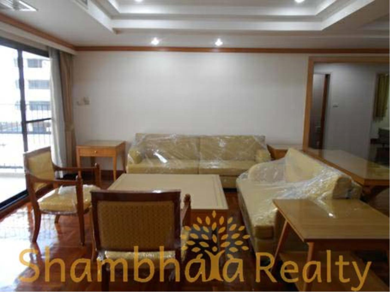 Shambhala Realty Agency's Apartment For Rent Condominium for Rent in Sukhuvmit 24 15