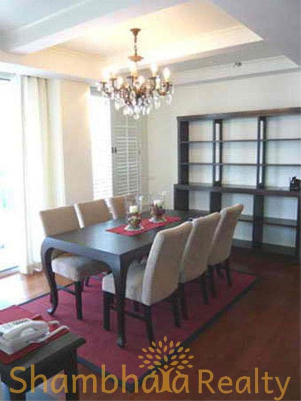 Shambhala Realty Agency's Langsuan Ville Condominium for Rent in Langsuan 4