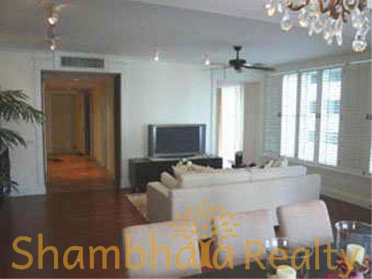 Shambhala Realty Agency's Langsuan Ville Condominium for Rent in Langsuan 2