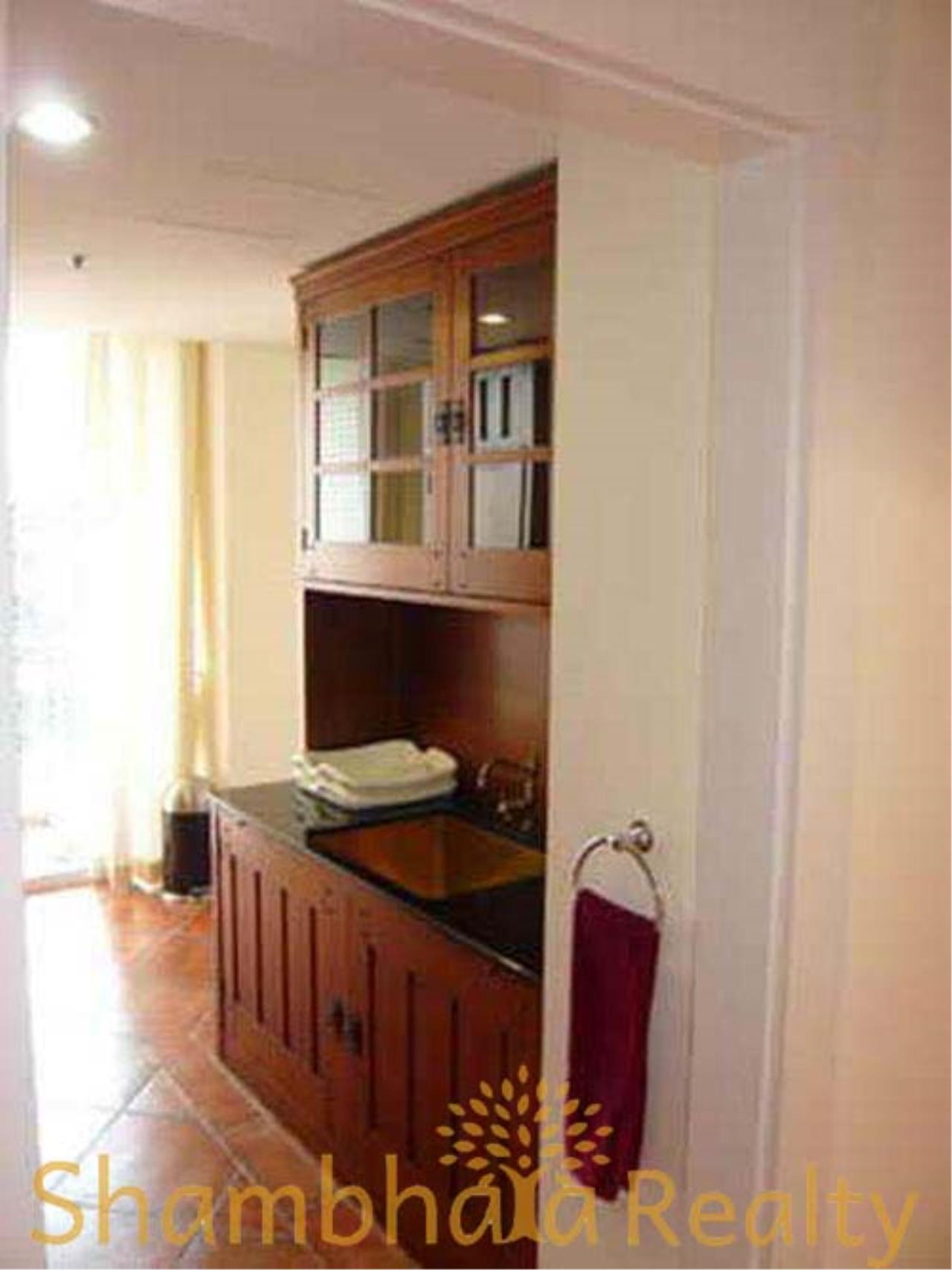 Shambhala Realty Agency's Langsuan Ville Condominium for Rent in Langsuan 7