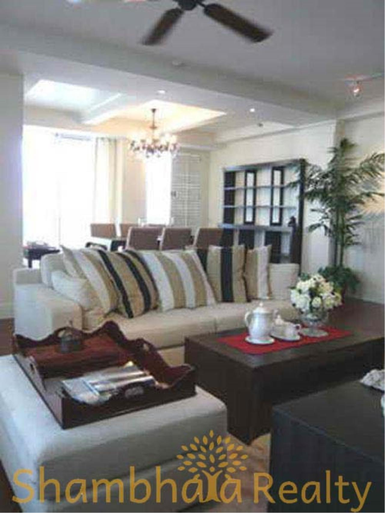Shambhala Realty Agency's Langsuan Ville Condominium for Rent in Langsuan 3