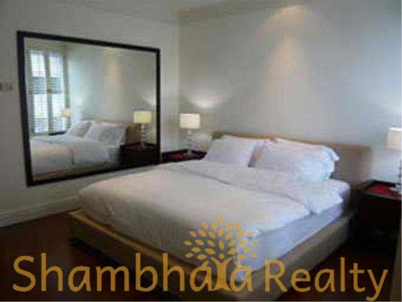 Shambhala Realty Agency's Langsuan Ville Condominium for Rent in Langsuan 5