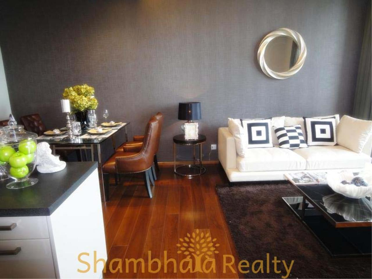 Shambhala Realty Agency's Quattro by Sansiri Condominium for Rent in Thonglor 4 1