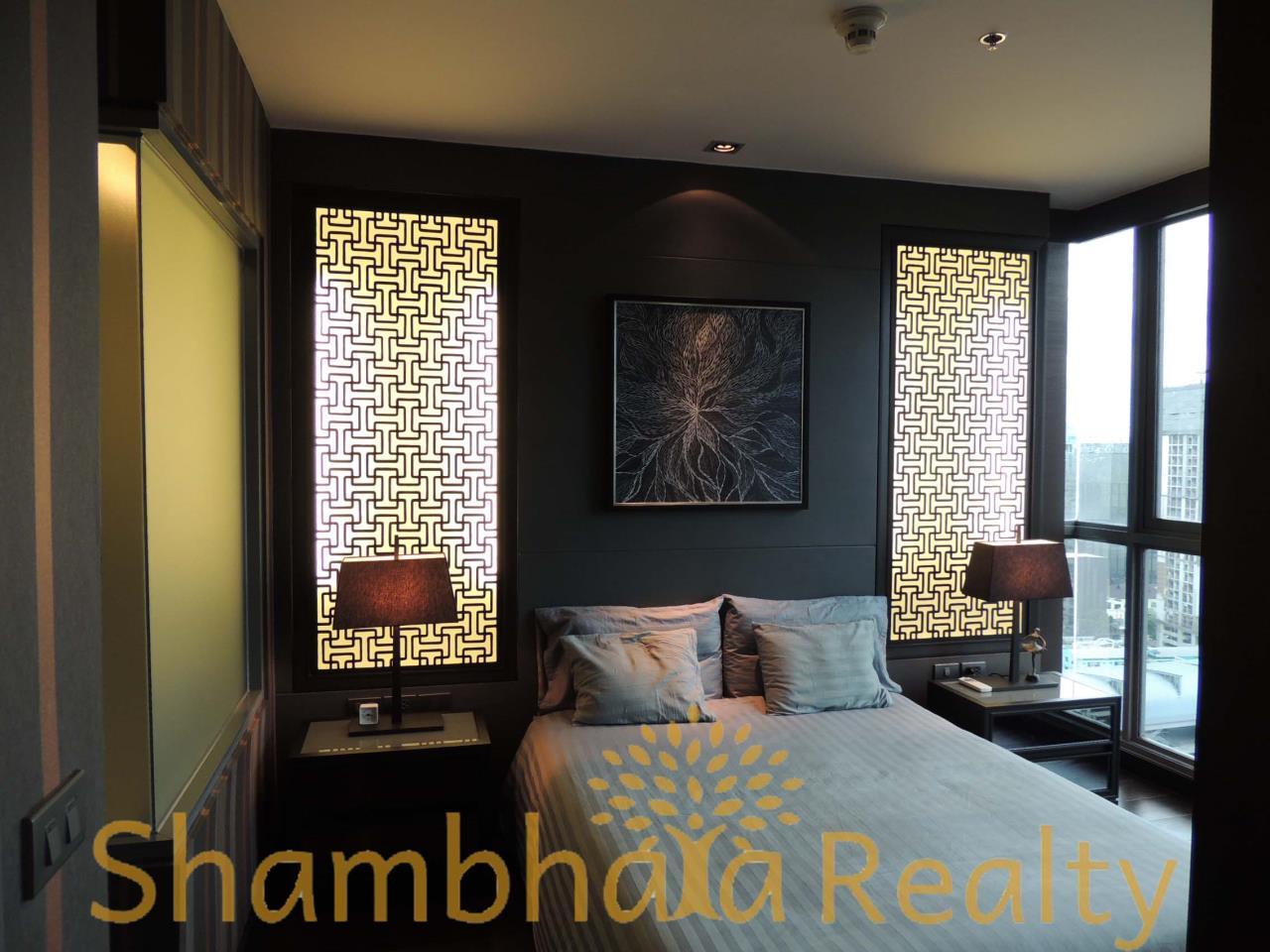 Shambhala Realty Agency's Ideo Q Phayathai Condominium for Rent in Phayathai 8