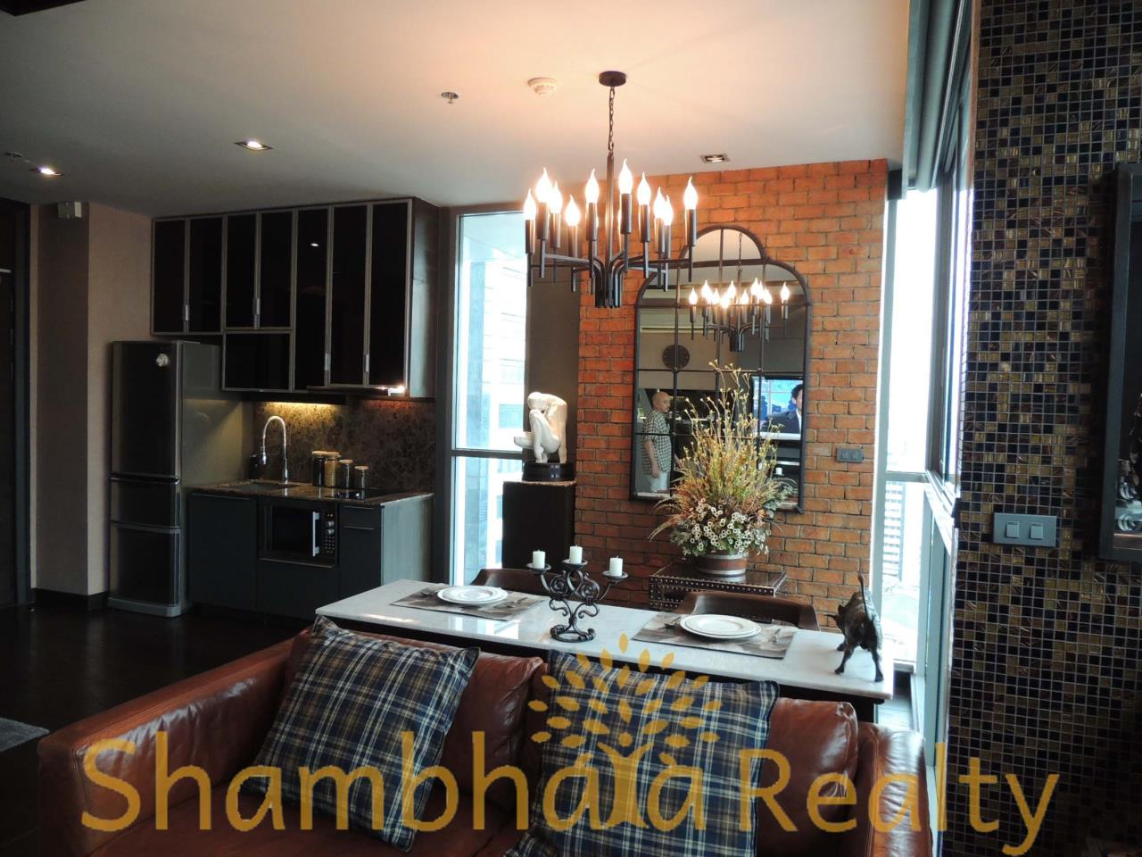 Shambhala Realty Agency's Ideo Q Phayathai Condominium for Rent in Phayathai 12