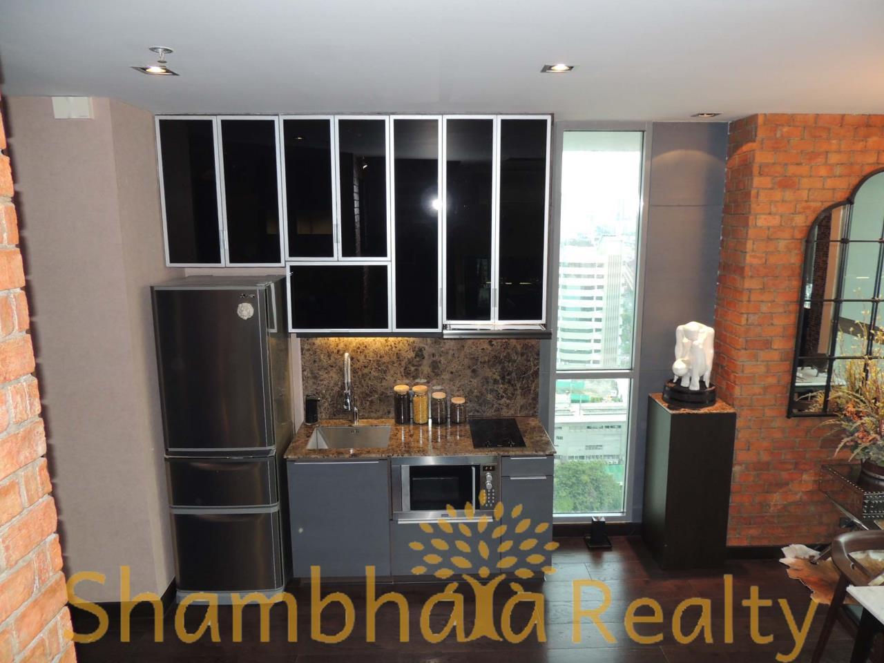 Shambhala Realty Agency's Ideo Q Phayathai Condominium for Rent in Phayathai 9