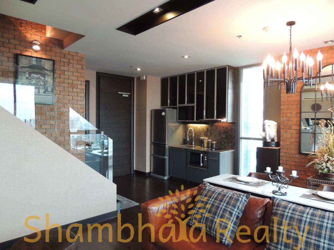 Shambhala Realty Agency's Ideo Q Phayathai Condominium for Rent in Phayathai 11