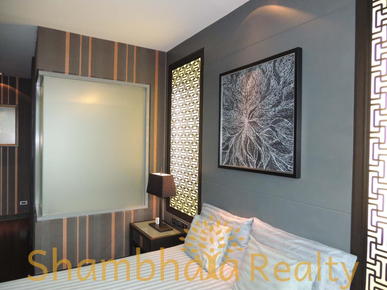 Shambhala Realty Agency's Ideo Q Phayathai Condominium for Rent in Phayathai 7