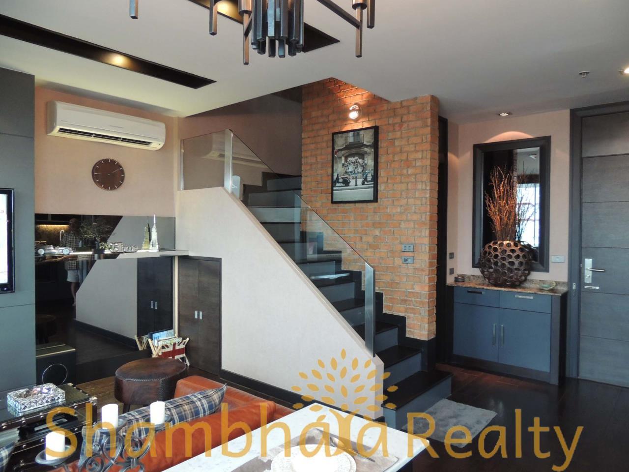 Shambhala Realty Agency's Ideo Q Phayathai Condominium for Rent in Phayathai 13