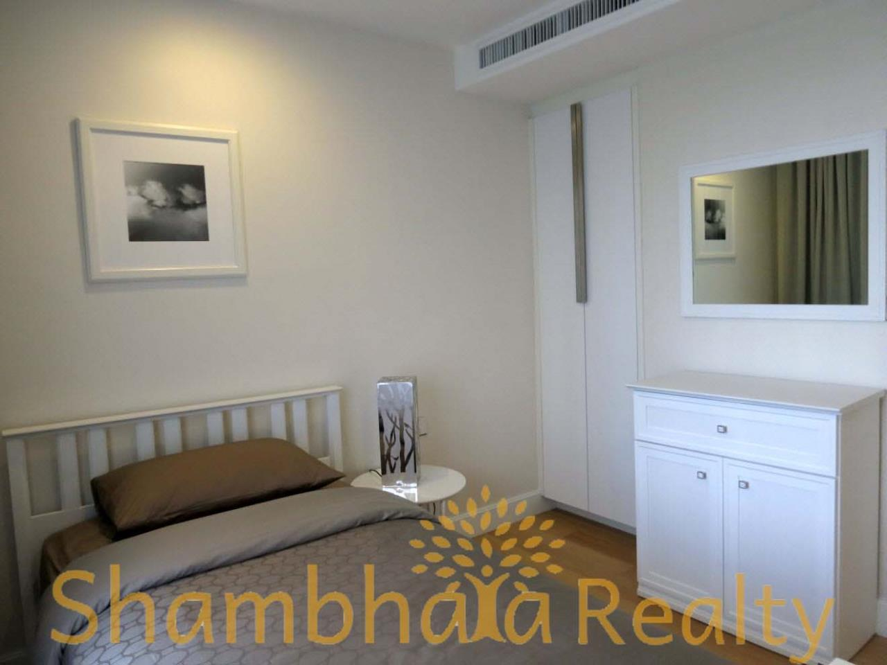 Shambhala Realty Agency's Collezio Sathorn Pipat Condominium for Rent in Sathorn-Pipat Soi 8 6