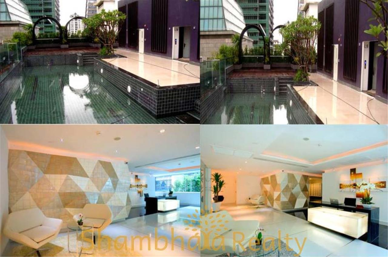 Shambhala Realty Agency's Collezio Sathorn Pipat Condominium for Rent in Sathorn-Pipat Soi 8 3