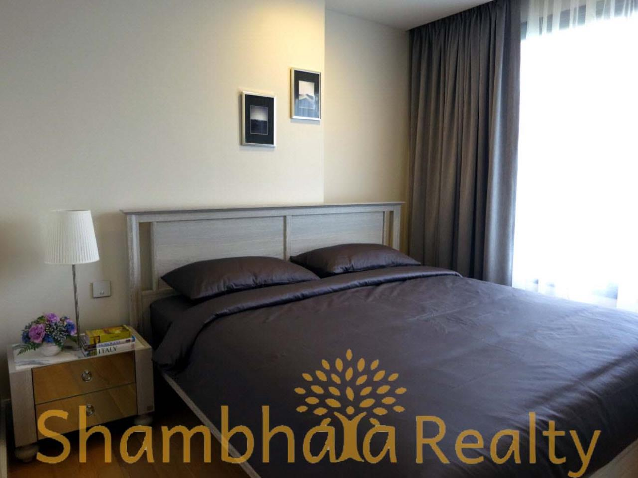 Shambhala Realty Agency's Collezio Sathorn Pipat Condominium for Rent in Sathorn-Pipat Soi 8 1