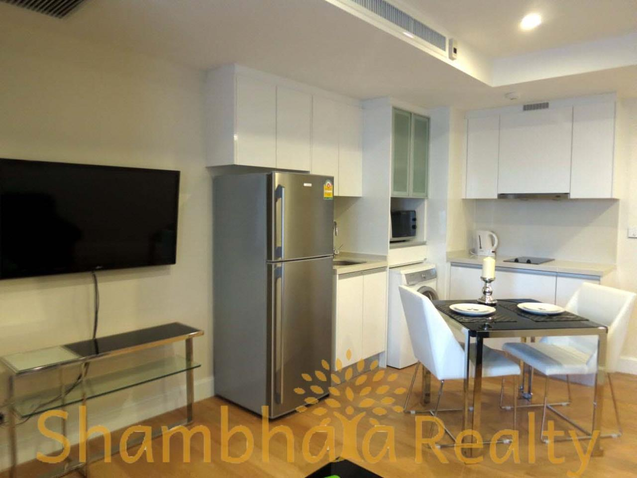 Shambhala Realty Agency's Collezio Sathorn Pipat Condominium for Rent in Sathorn-Pipat Soi 8 4