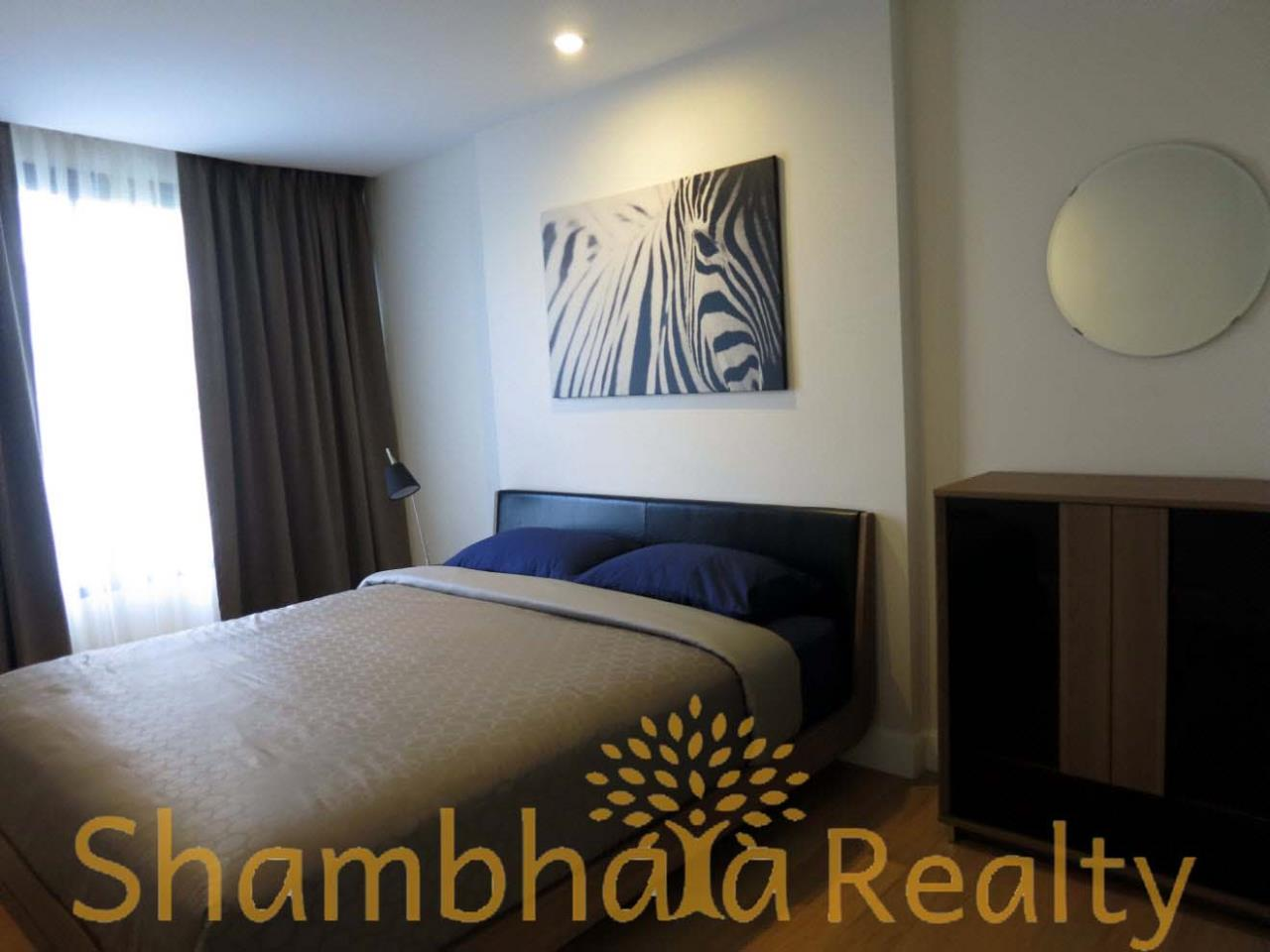 Shambhala Realty Agency's Collezio Sathorn Pipat Condominium for Rent in Sathorn-Pipat Soi 8 5