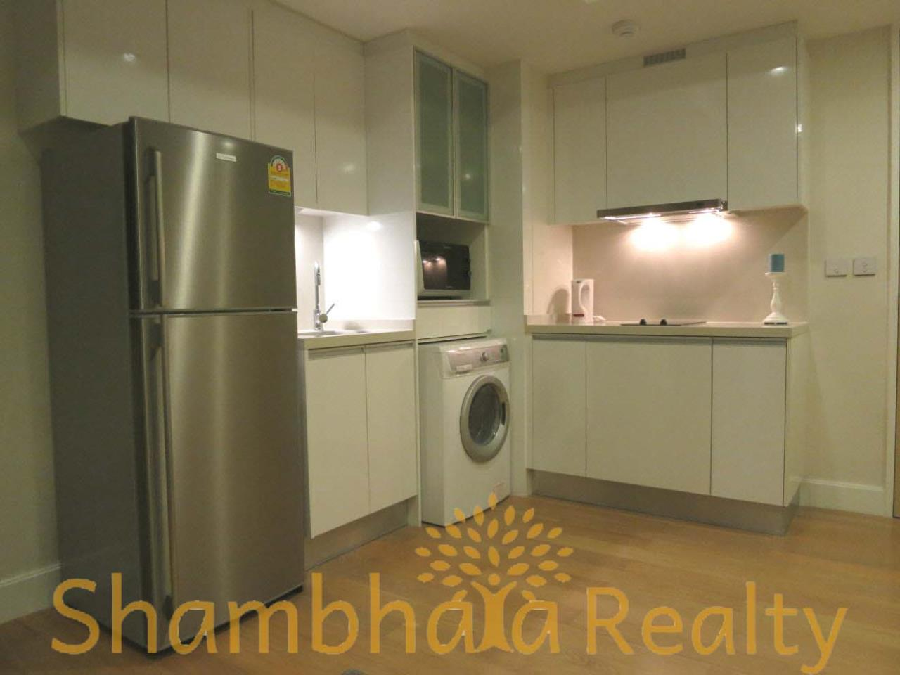 Shambhala Realty Agency's Collezio Sathorn Pipat Condominium for Rent in Sathorn-Pipat Soi 8 2