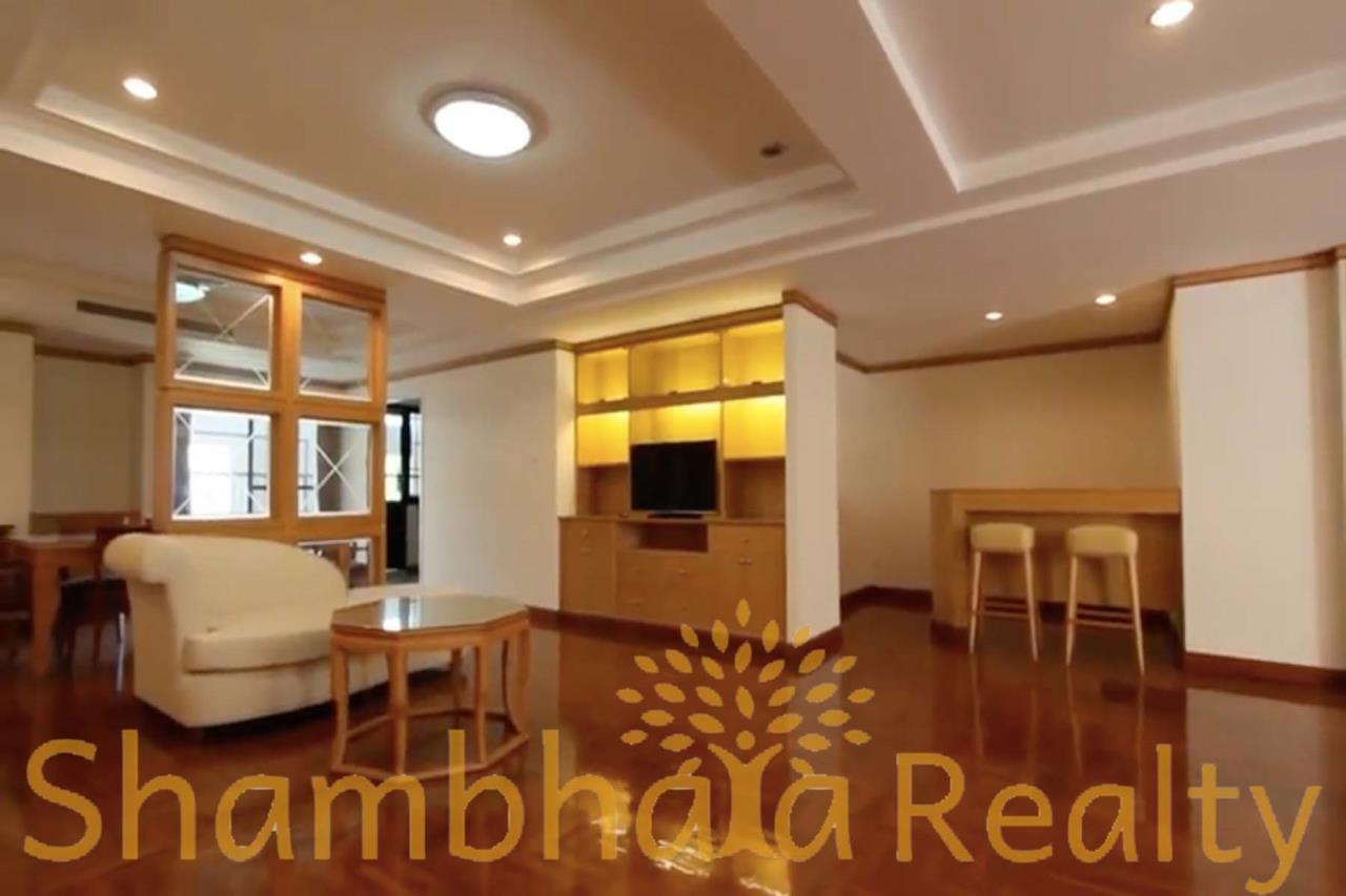 Shambhala Realty Agency's Shanti 24 Condominium for Rent in Sukhumvit 24 1