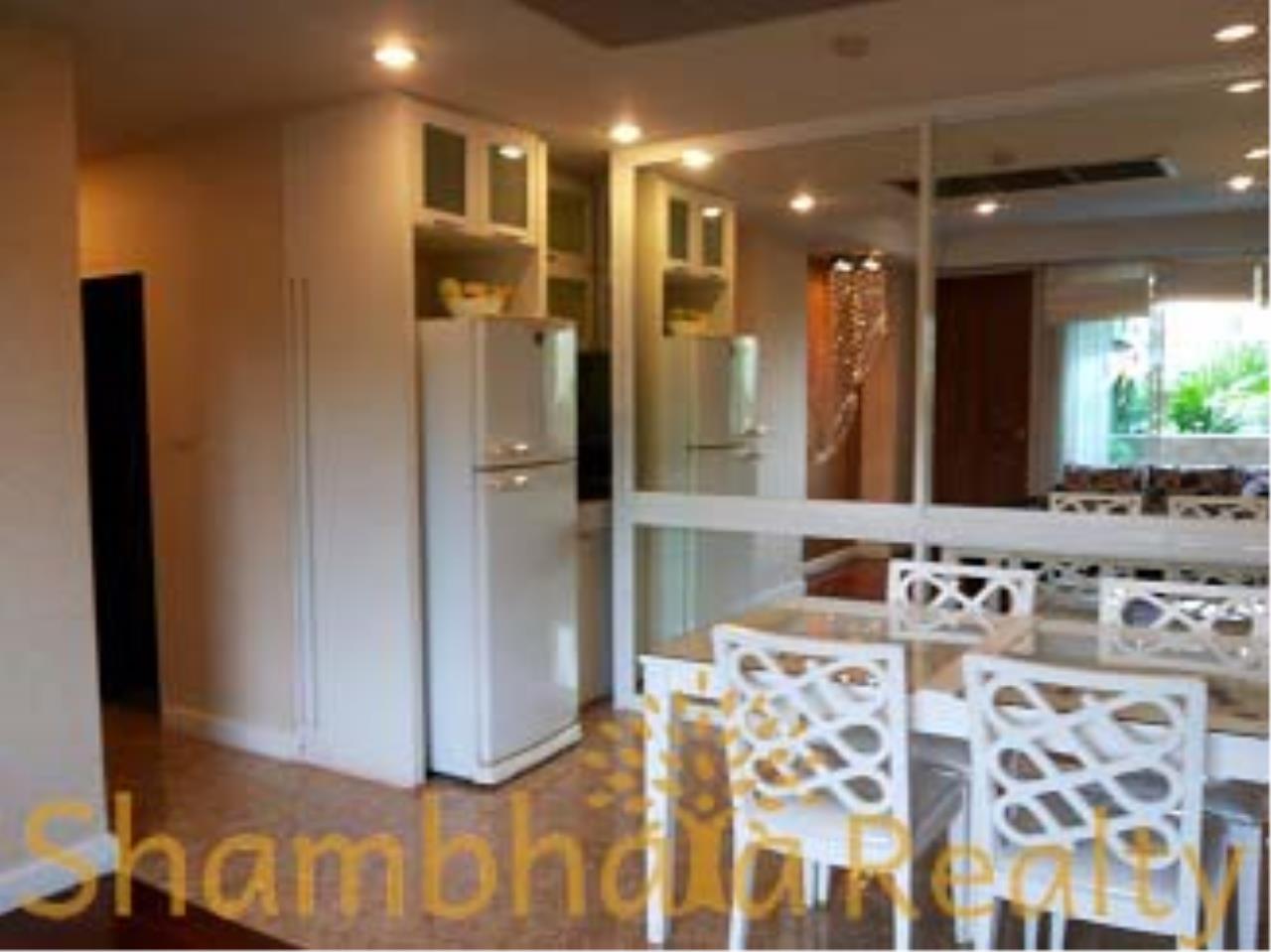 Shambhala Realty Agency's Baan Thanon Sarasin Condominium for Rent in Ratchdamri 7