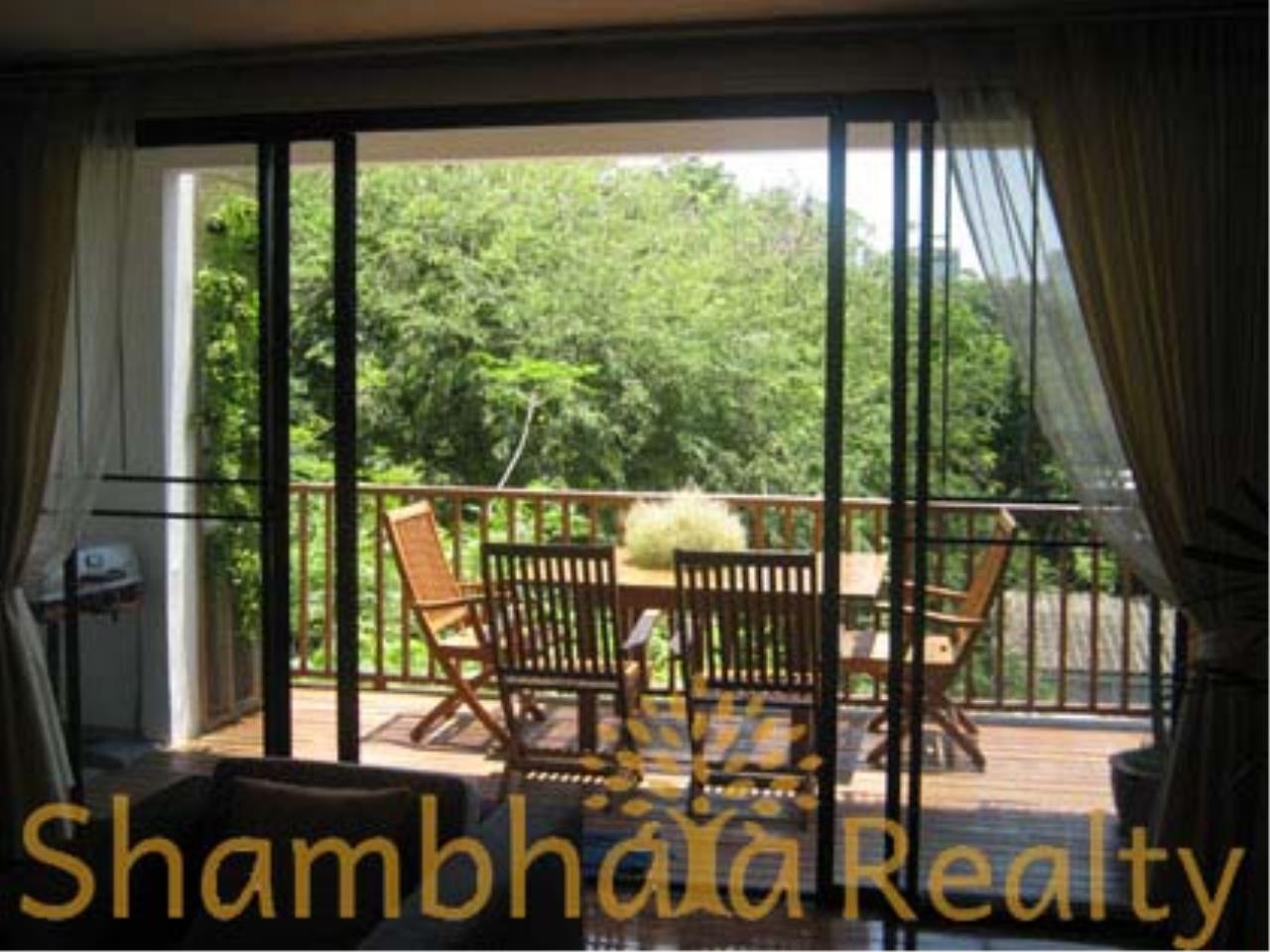 Shambhala Realty Agency's Tonson Residence Condominium for Rent in Soi  langsuan 1 5