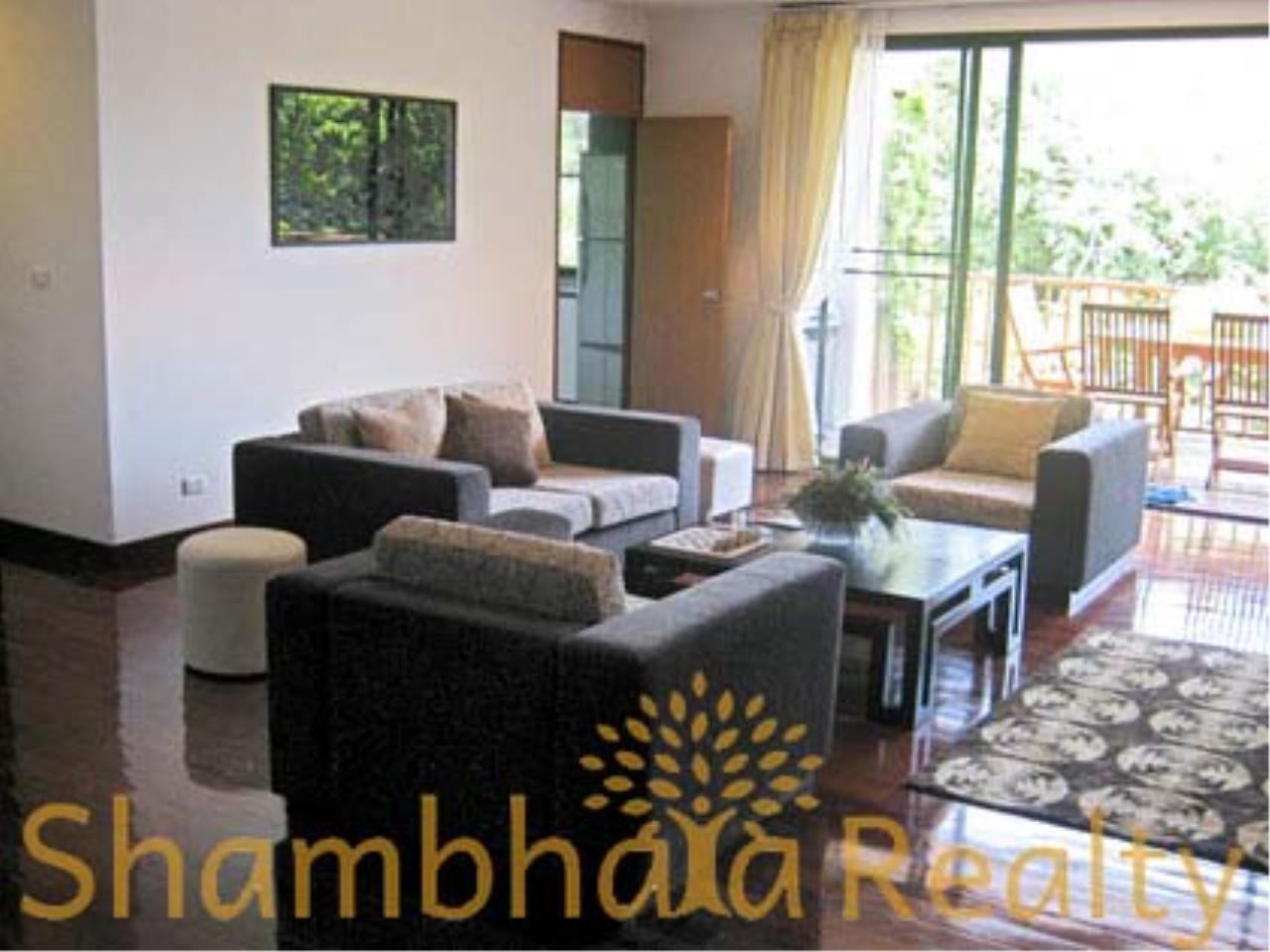 Shambhala Realty Agency's Tonson Residence Condominium for Rent in Soi  langsuan 1 10