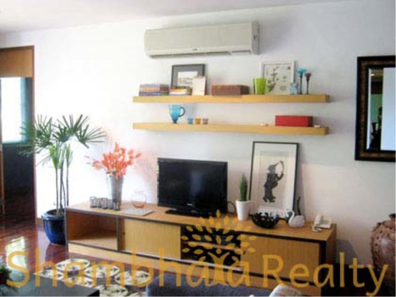 Shambhala Realty Agency's Tonson Residence Condominium for Rent in Soi  langsuan 1 7