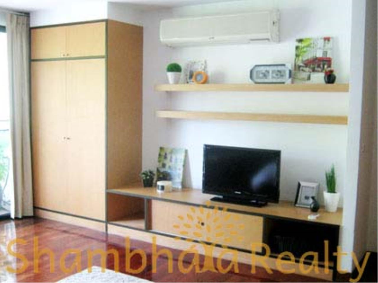 Shambhala Realty Agency's Tonson Residence Condominium for Rent in Soi  langsuan 1 1