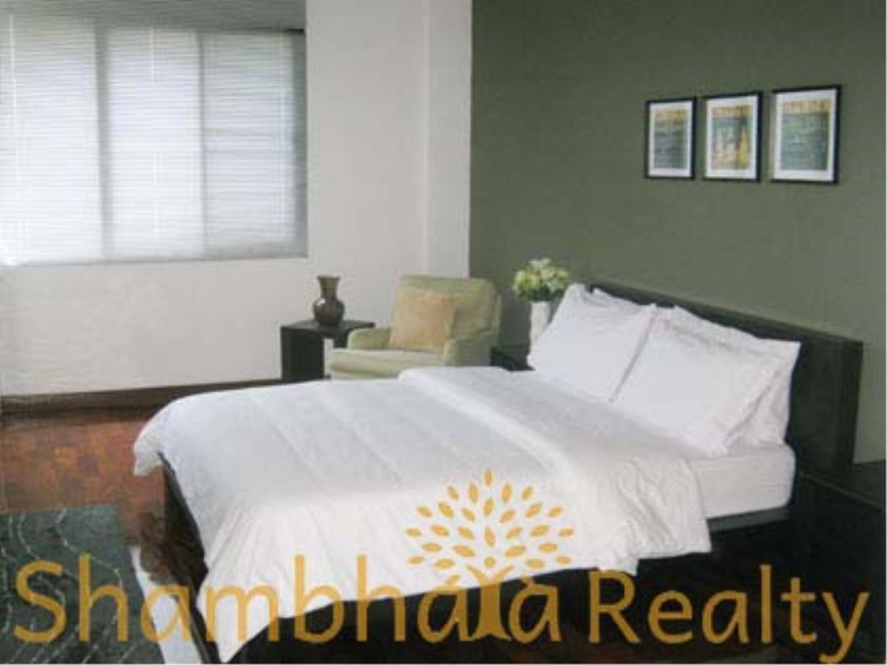 Shambhala Realty Agency's Tonson Residence Condominium for Rent in Soi  langsuan 1 6