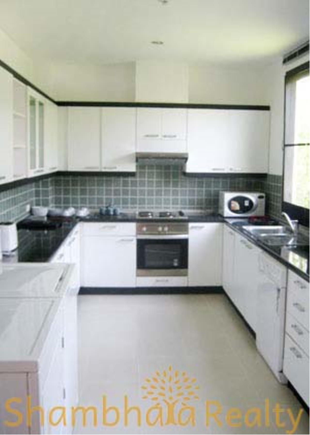 Shambhala Realty Agency's Tonson Residence Condominium for Rent in Soi  langsuan 1 2