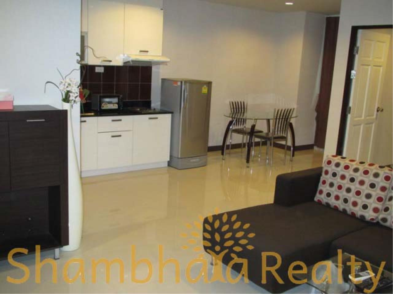Shambhala Realty Agency's Sukhumvit Living Town Condominium for Sale in Sukhumvit 21 2