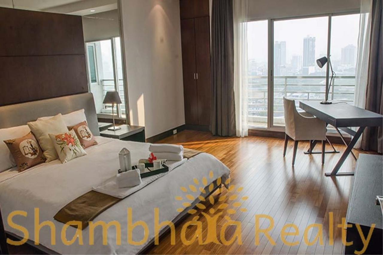 Shambhala Realty Agency's Royal Residence Park Condominium for Rent in Langsuan 1